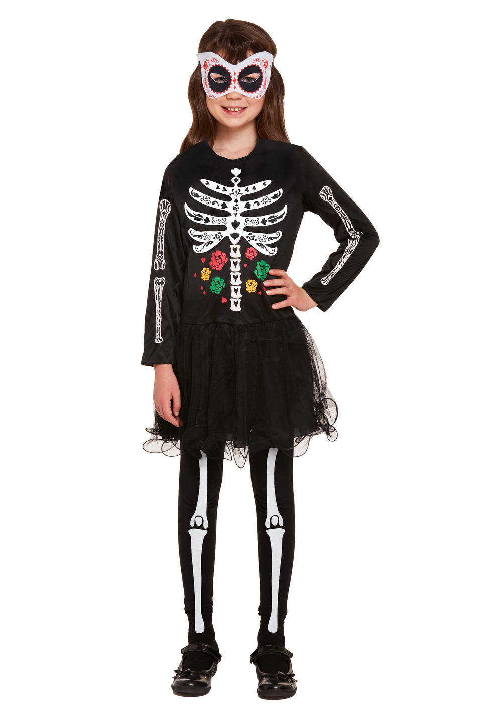 Day of the Dead Kids Costume