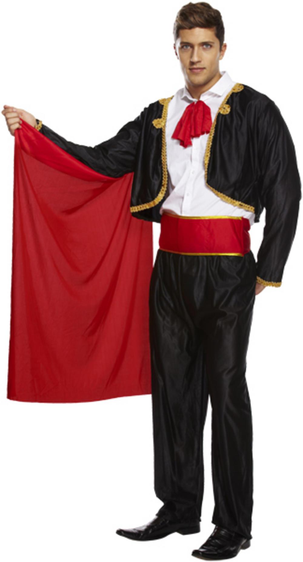 09a6ed83b Spanish Matador Costume