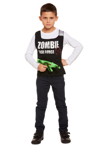 Zombie Killer Kid's Costume
