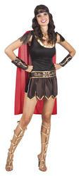 Adults Gladiatrix Costume