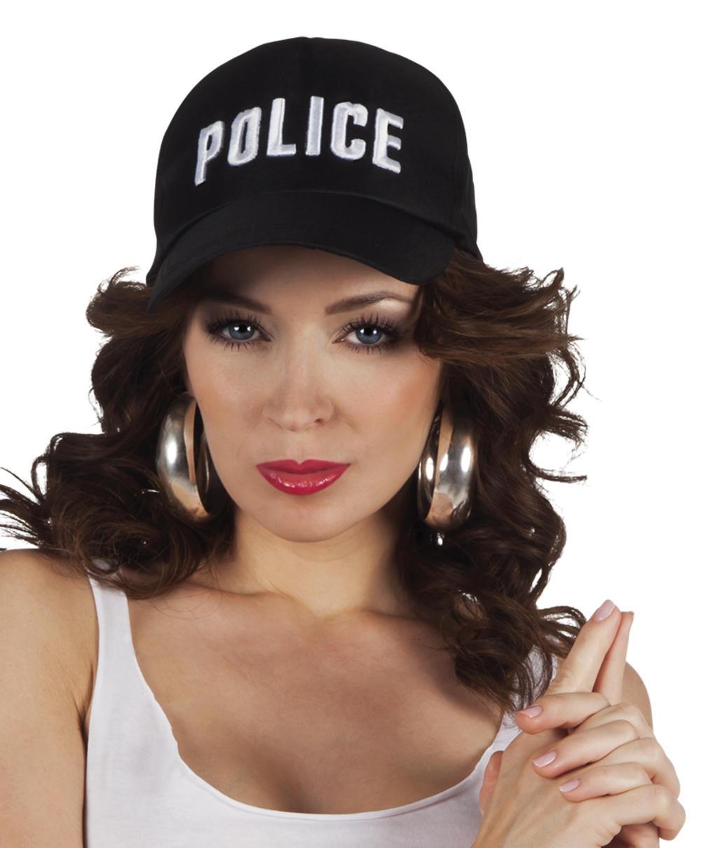 Adjustable Police Cap