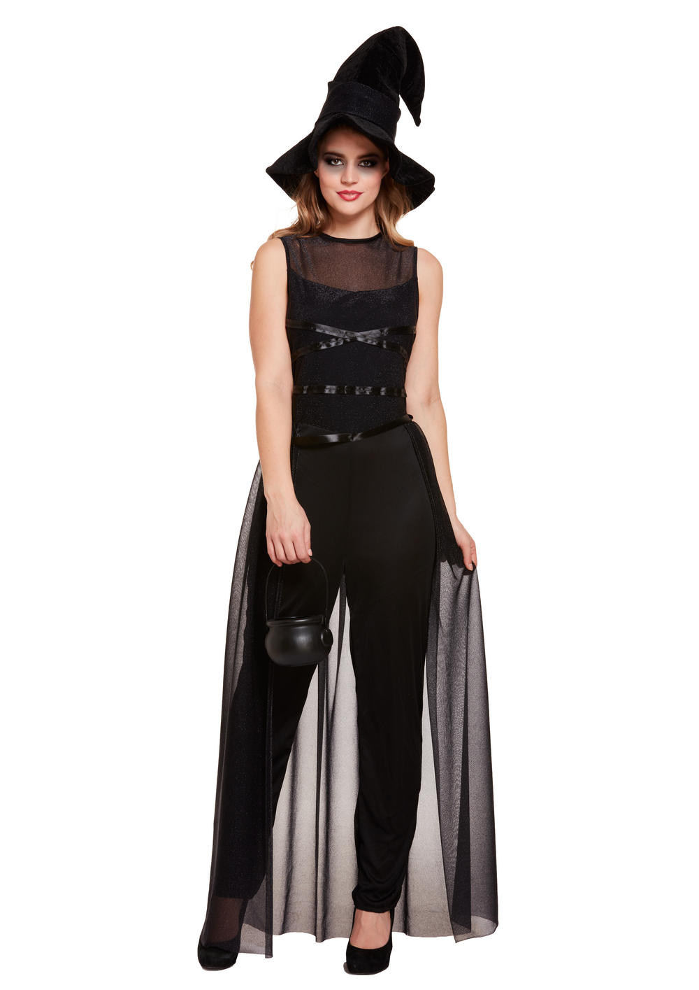 Witch Long Ladies Costume