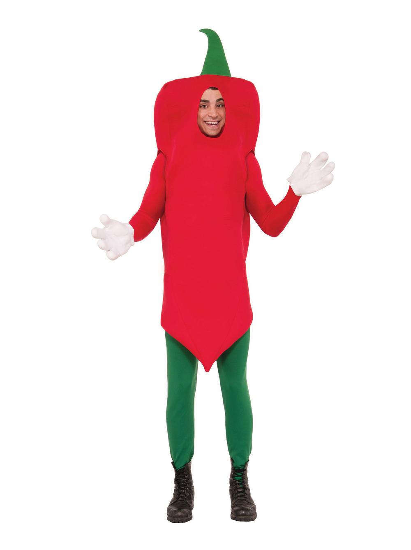 Chilli Pepper Adult's Costume