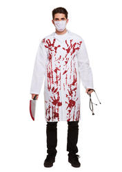 Bloody Doctor Adult's Costume