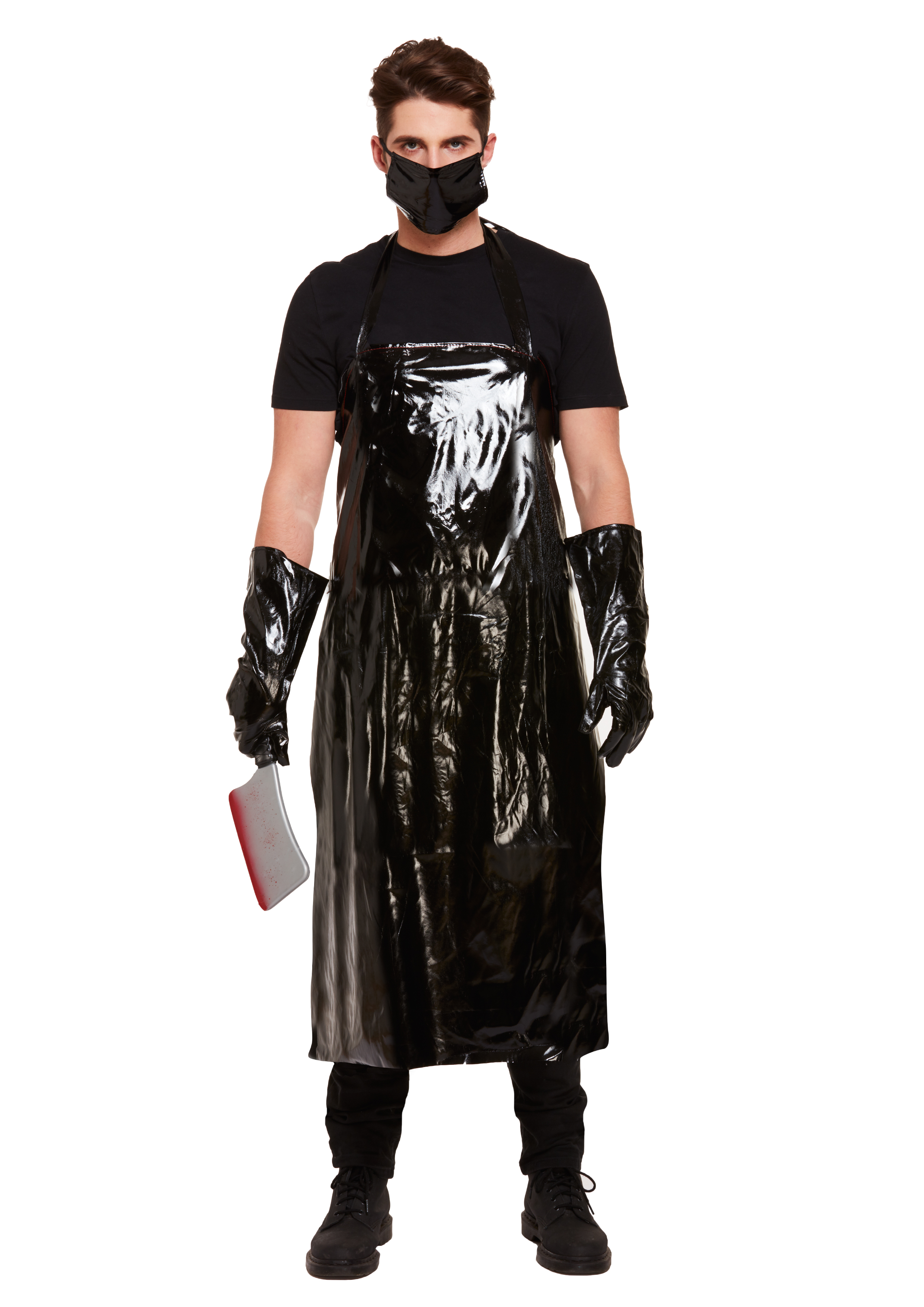 Scary Butcher Adults Costume All Mens Halloween Costumes