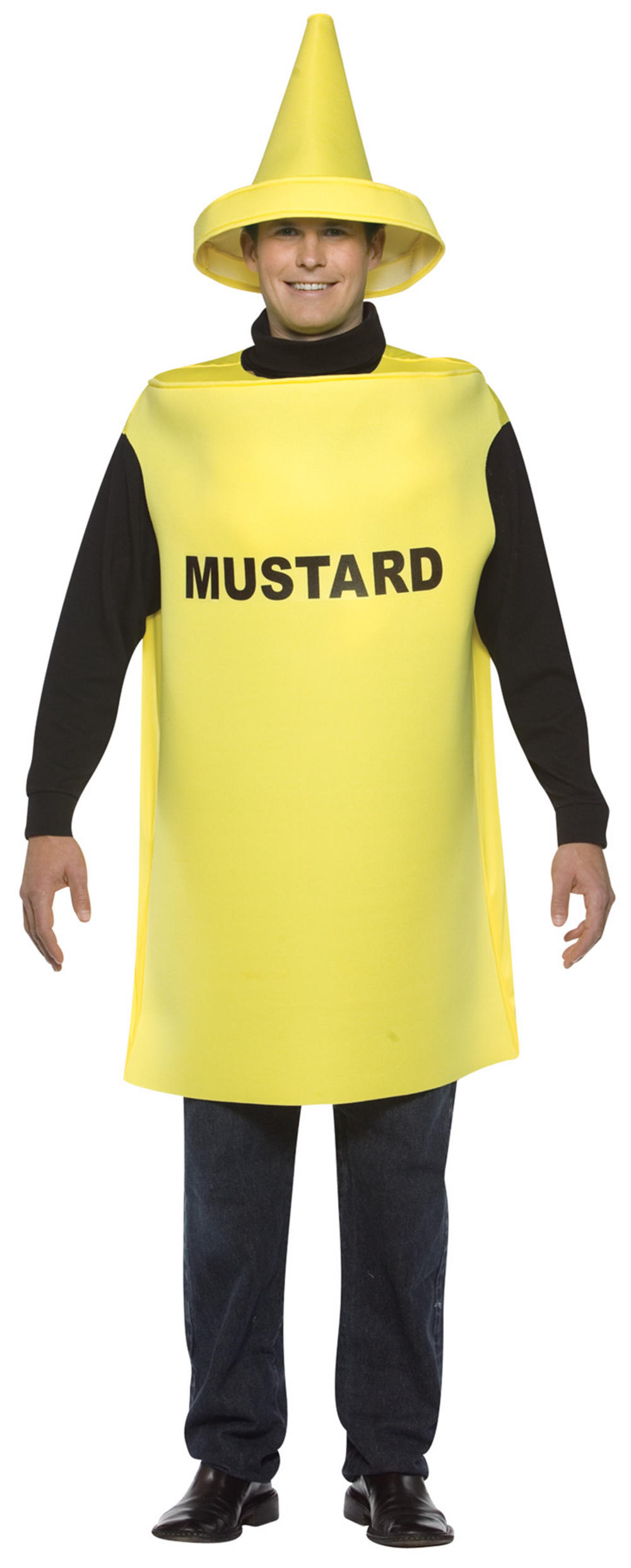 Mustard Adults Costume