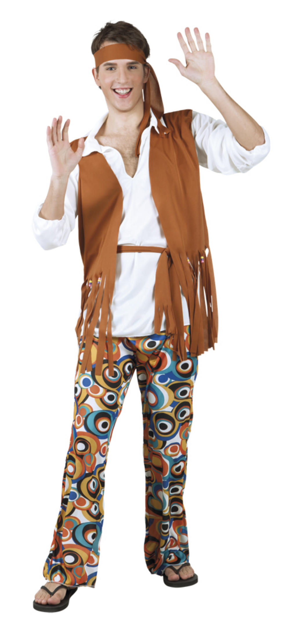 Flower Guy Mens Costume