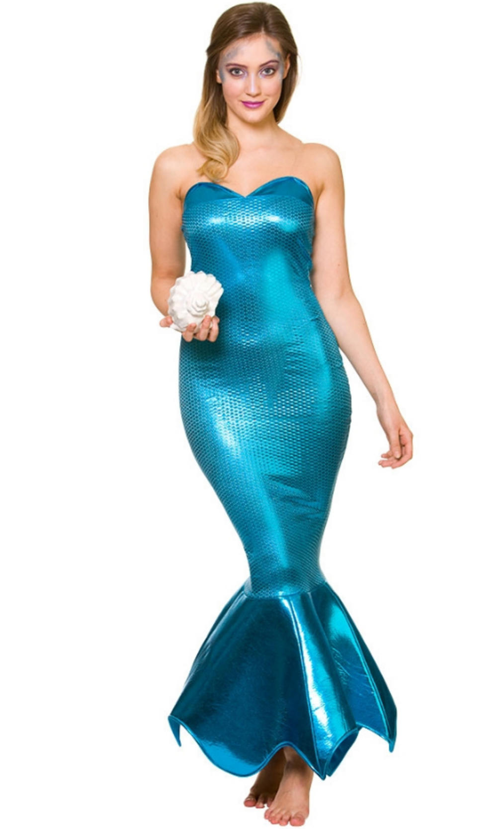 Mermaid Beauty Ladies Costume