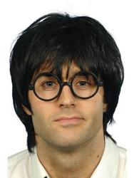 Schoolboy Wig & Glasses Set