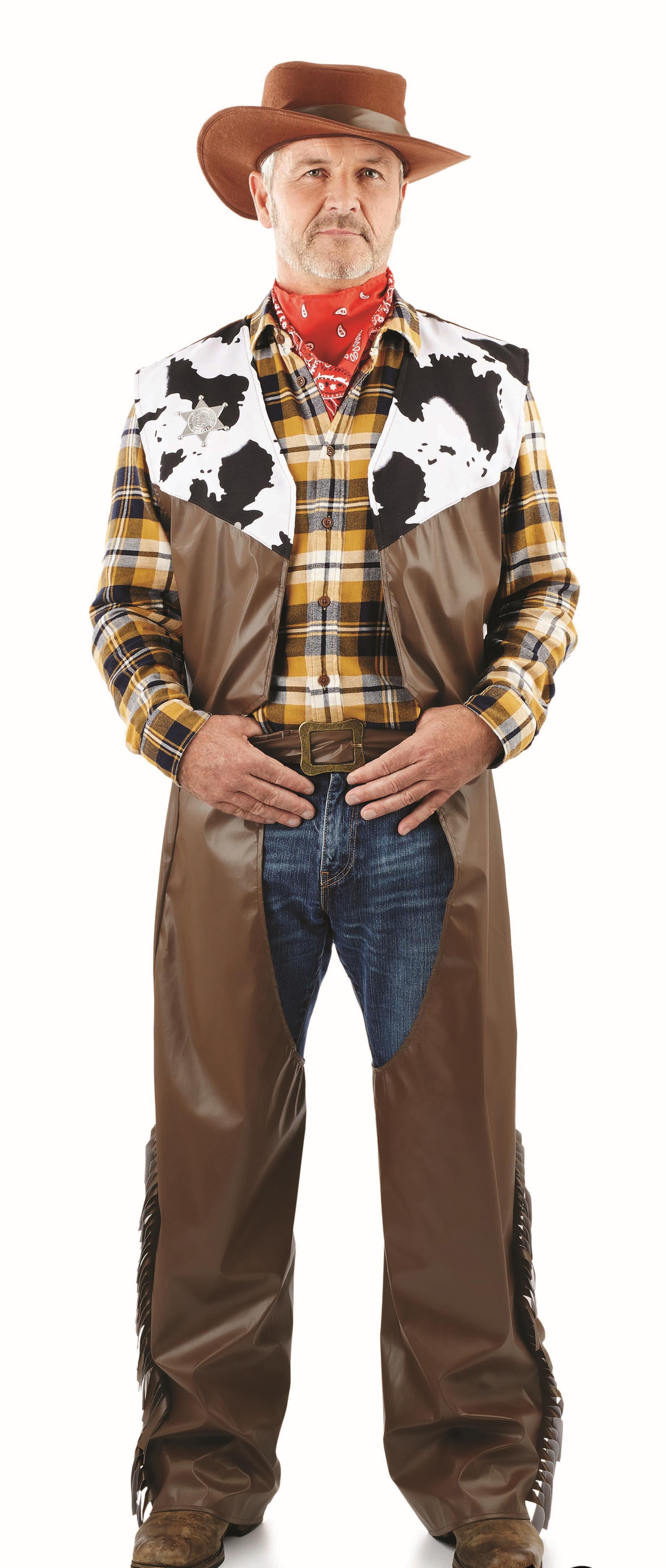 Mens Cowboy Costume Tv Book And Film Costumes Mega