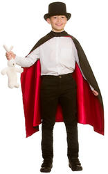 Magicians Cape Kids Costume Accessory