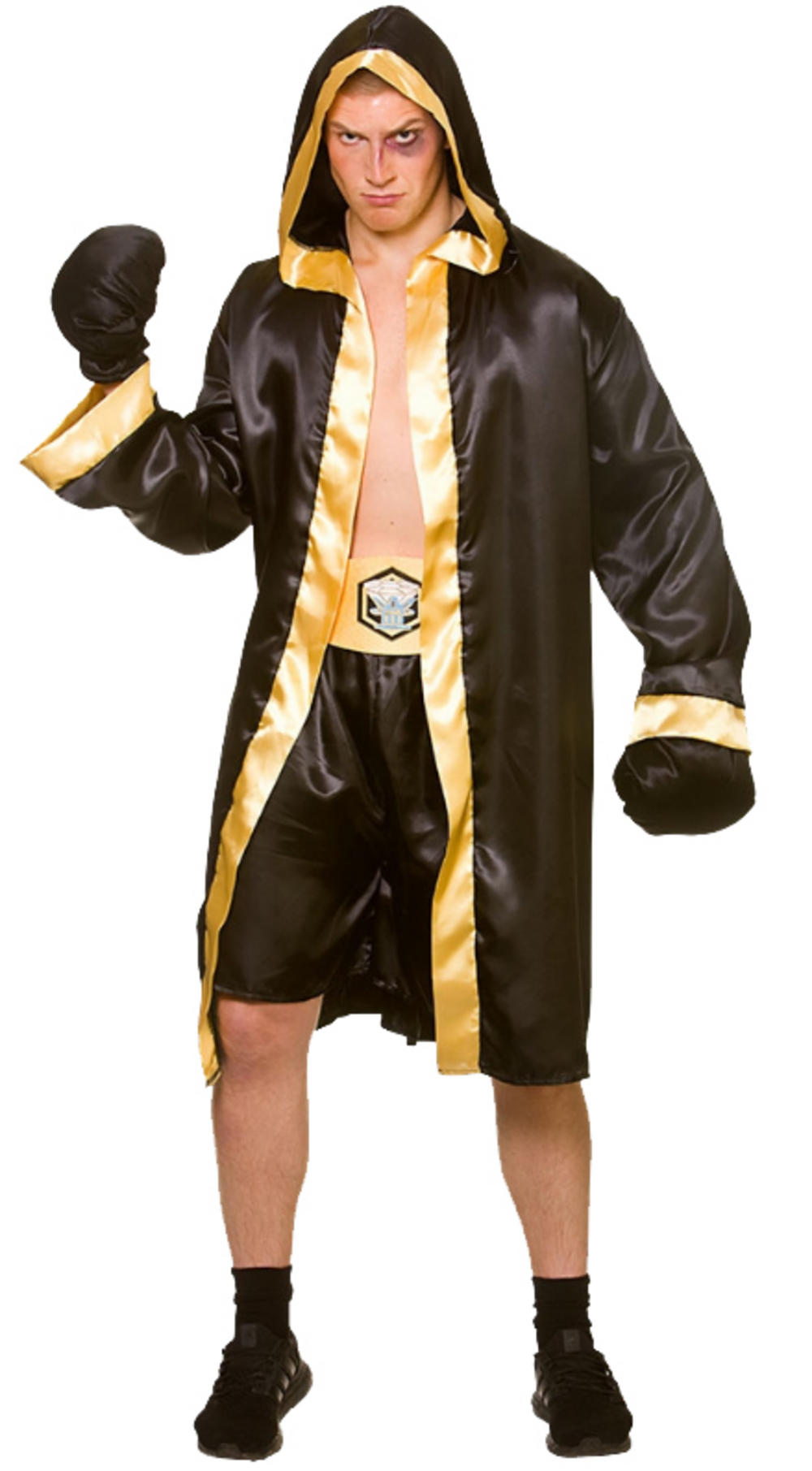 Champion Boxer Men's Costume