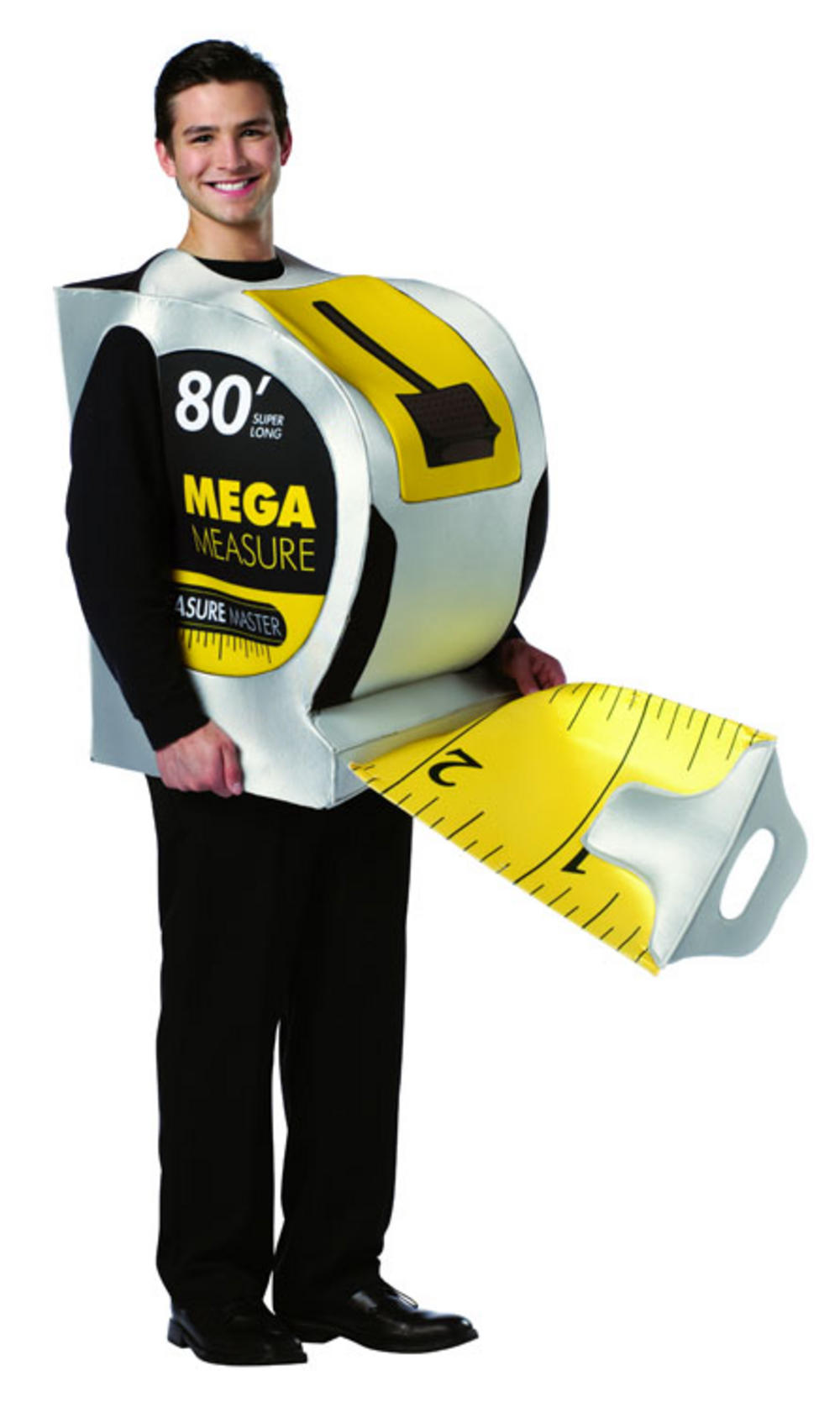 Tape Measure Costume