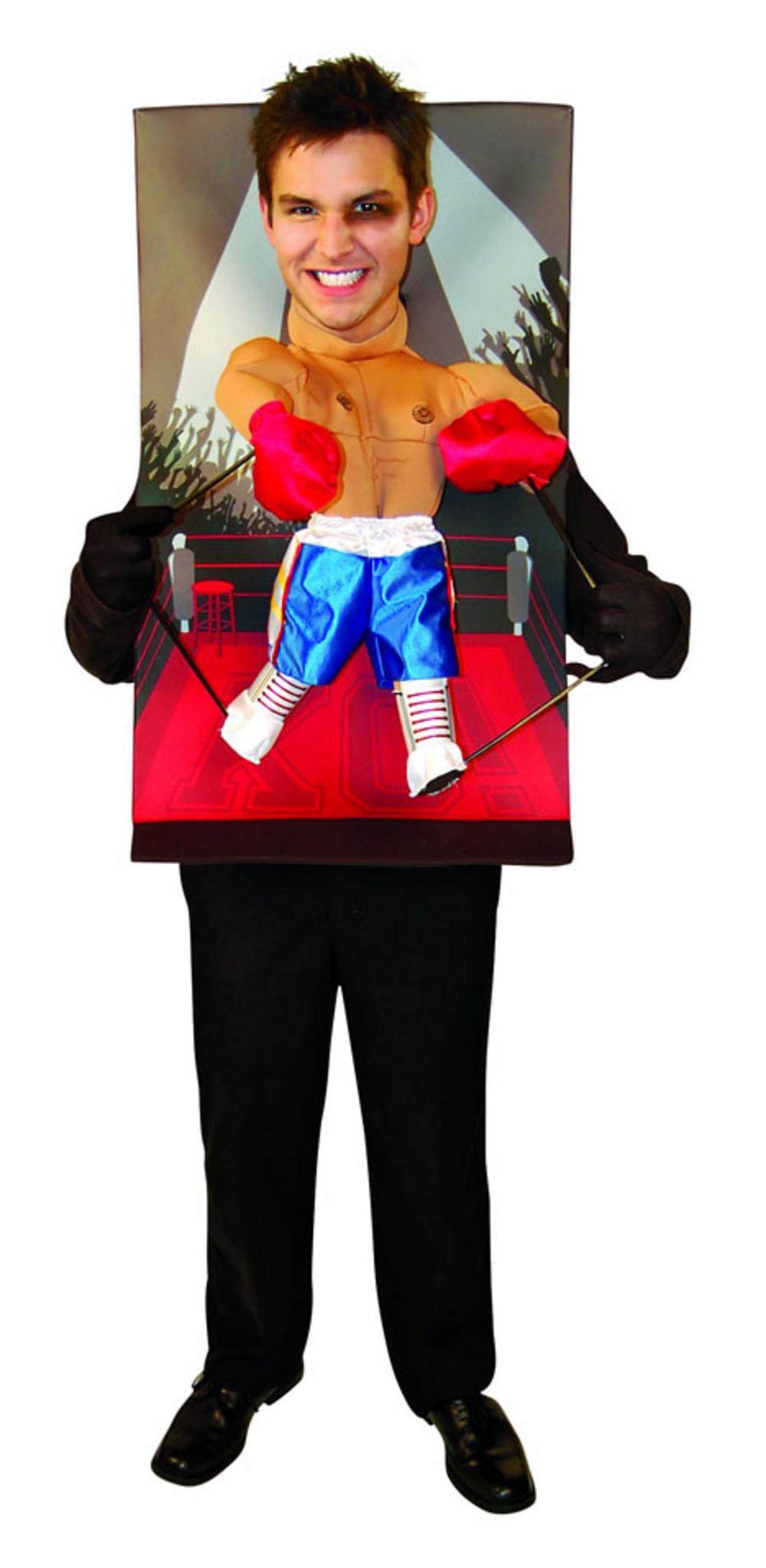 Men's Teenie Weenie Boxer Costume