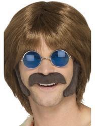 Brown Hippie Disguise Set