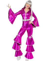 1970s Dancing Dream Pink Ladies Costume
