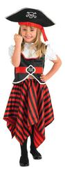 Girl's Pirate Costume