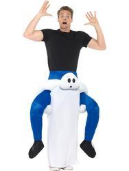 Piggyback Ghost Costume