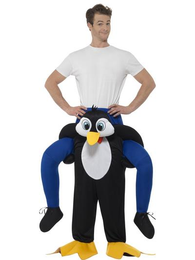 Piggyback Penguin Costume