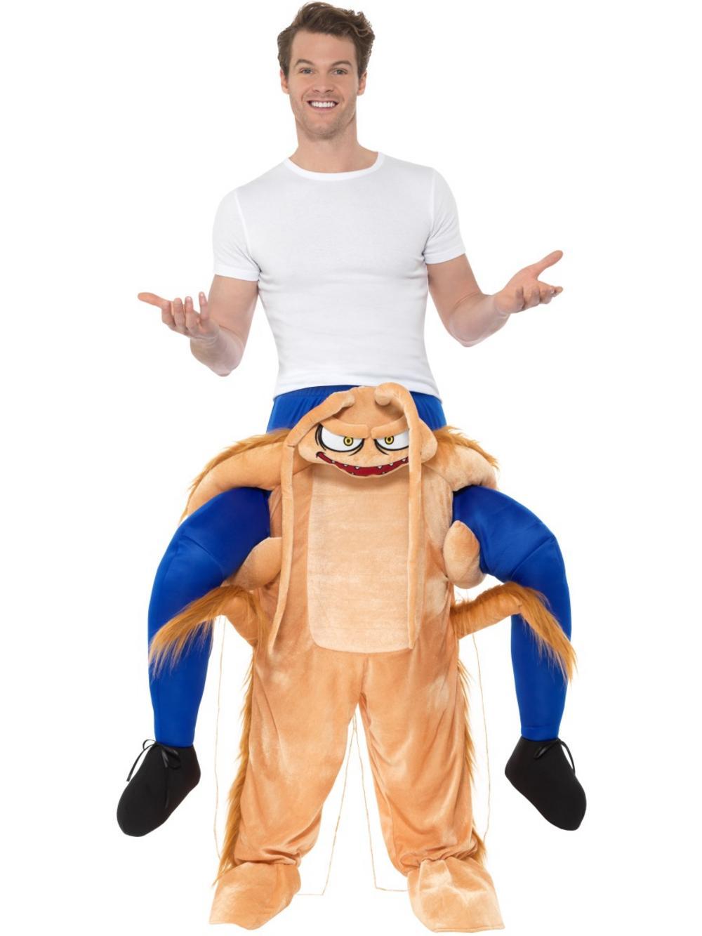 Piggyback Cockroach Costume