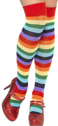 Multi Colour Clown Socks