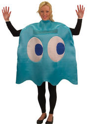 Pac Man Inky Ghost Costume