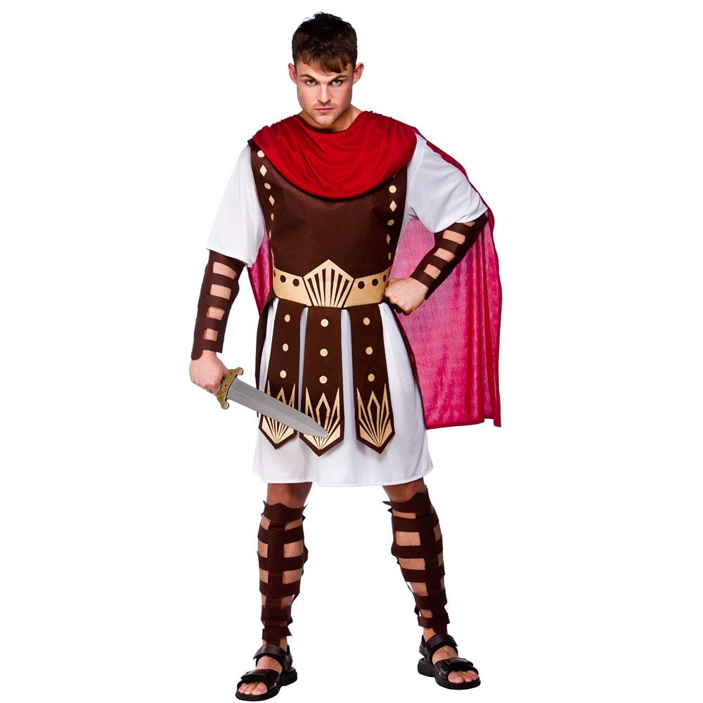 Adult Roman Greek Gladiator Warrior Hercules Costume