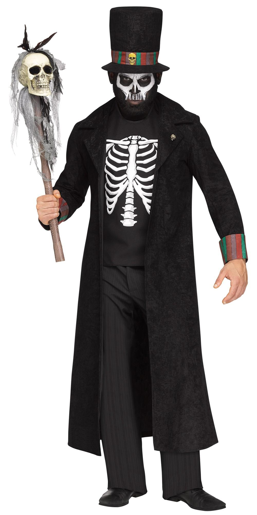 VooDoo King/Witch Doctor Costume | All Ladies Halloween Costumes ...