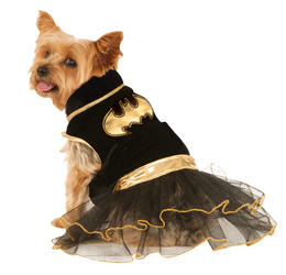 Batgirl Pet Dog Costume