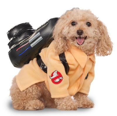 Ghostbuster Pet Dog Costume