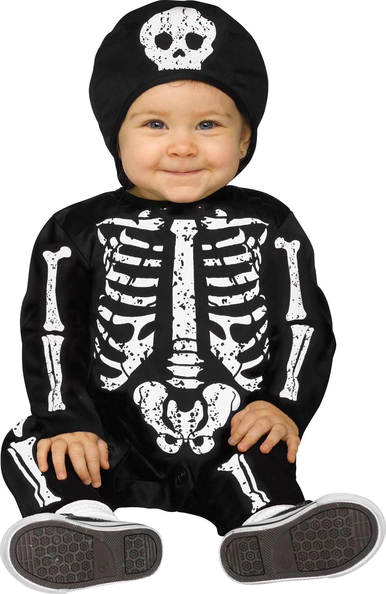 Baby Bones Infants Costume All Halloween