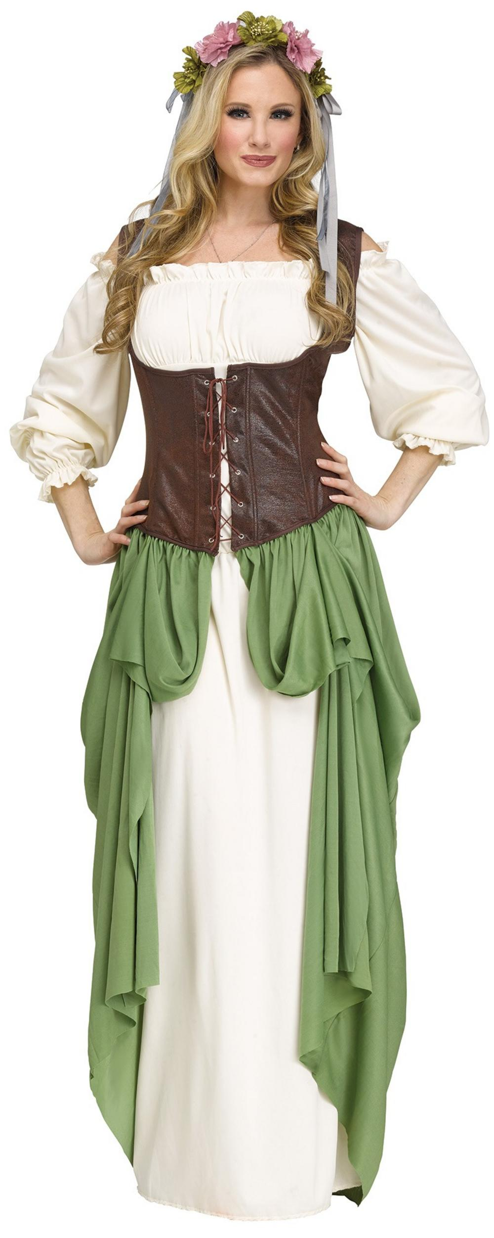 Wench Ladies Costume