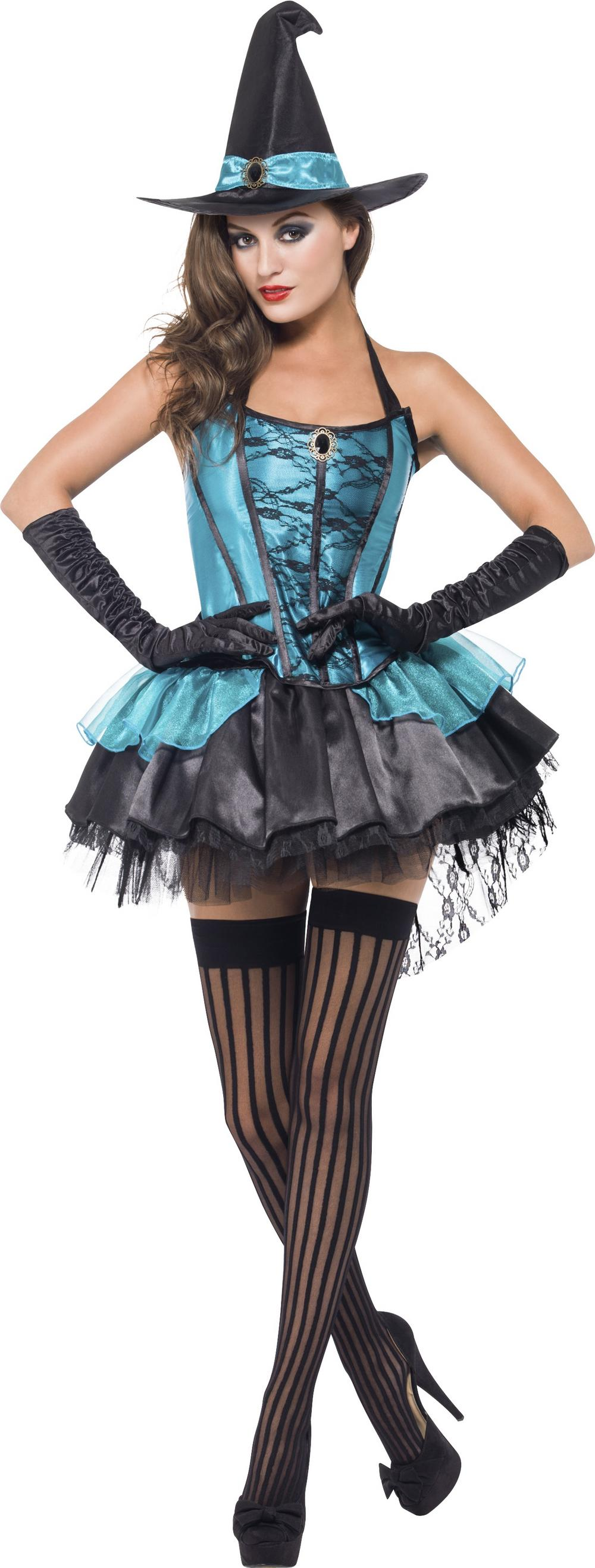 Fever Witch Devine Ladies Costume