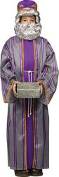 Purple Wise Man Boy's Costume