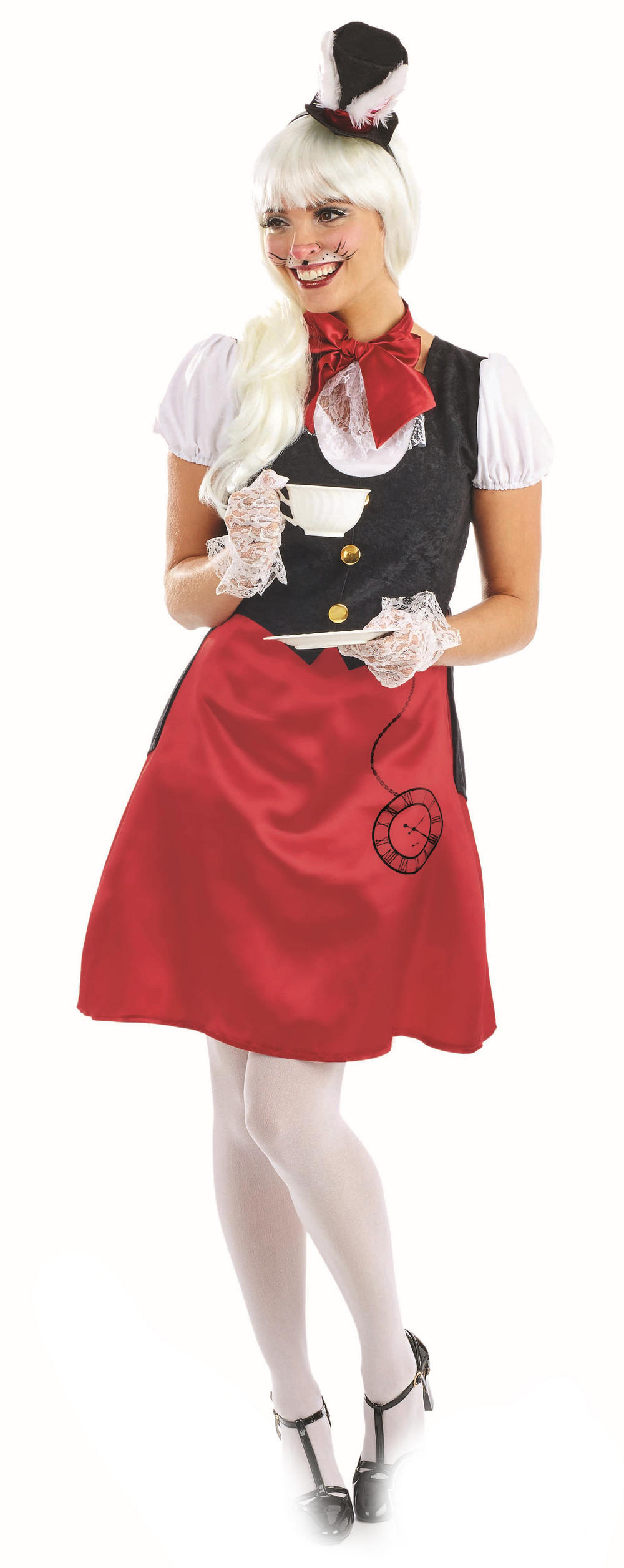 Miss Rabbit Costume