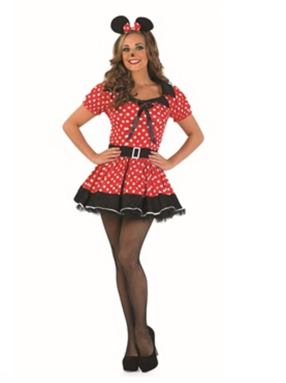 Missy Mouse Costume