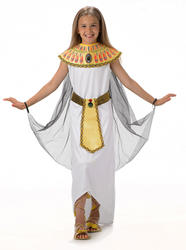 Egyptian Queen Girls Costume