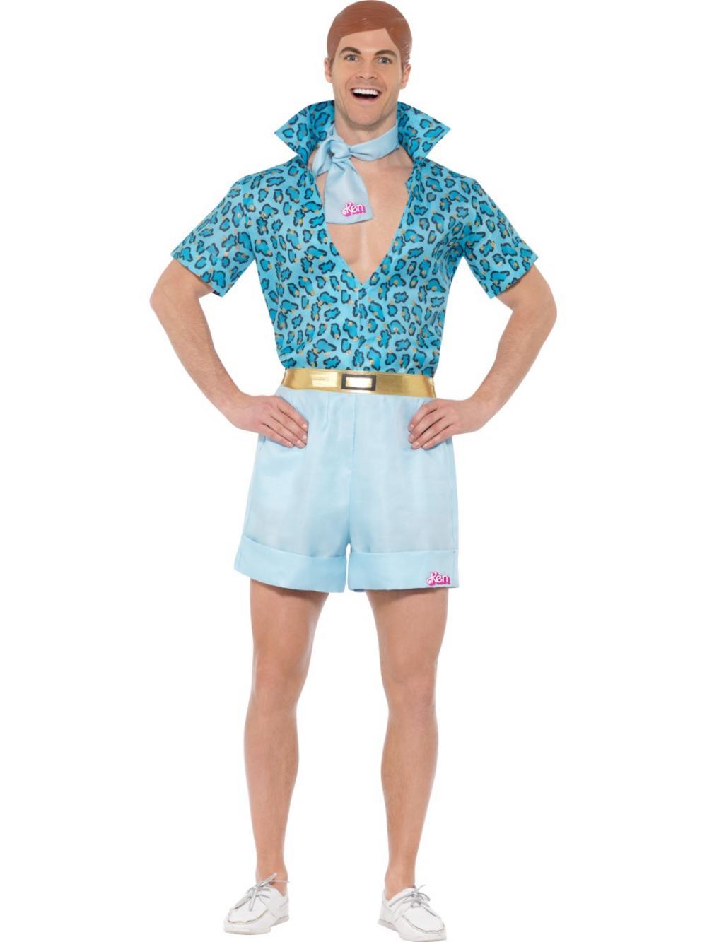 Barbie Safari Ken Costume
