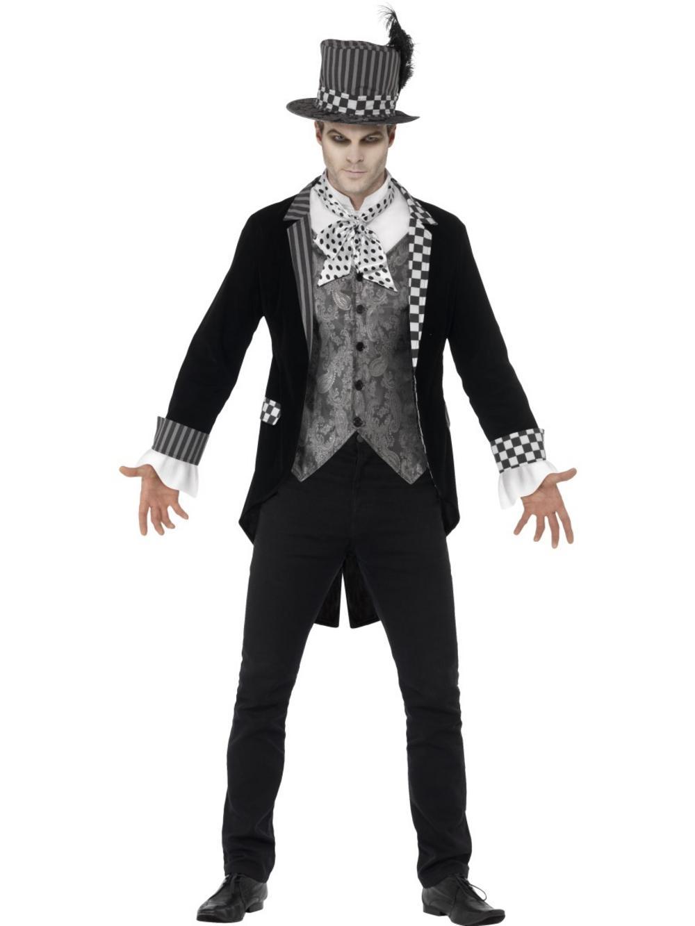 Deluxe Dark Hatter Costume