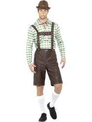 Bavarian Man Fancy Dress