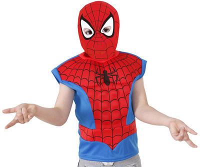 Kids Spiderman Dress Up Set Costume