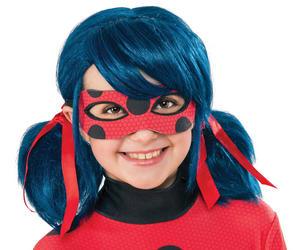Miraculous Ladybug Girls Costume Wig