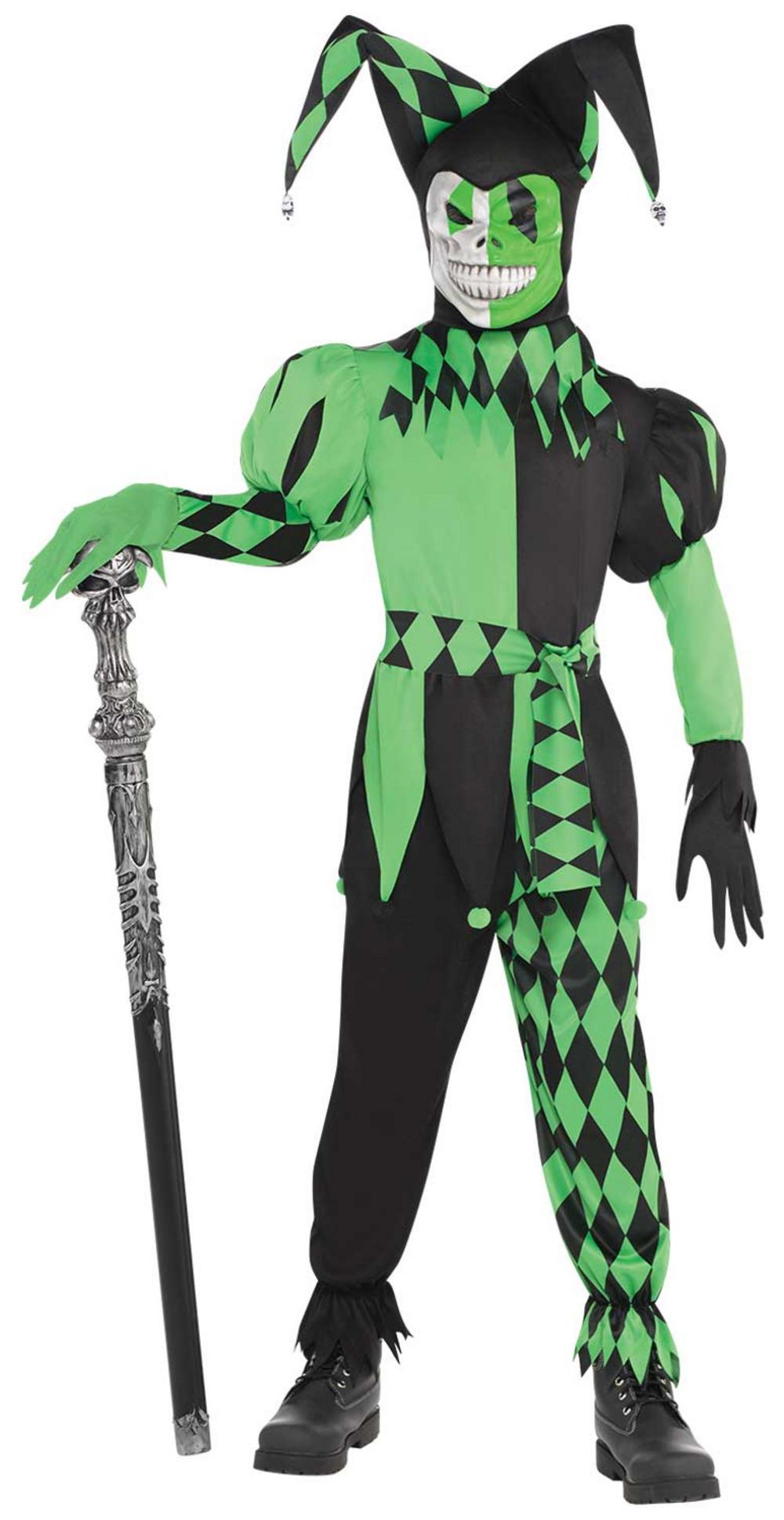Wicked Jester Boys Costume
