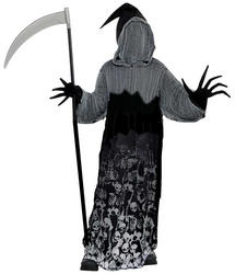 Dark Shadow Creeper Boys Costume