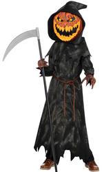 Jack-O-Head Boys Costume