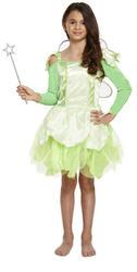 Green Fairy Girls Costume
