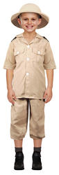Safari Explorer Boys Costume
