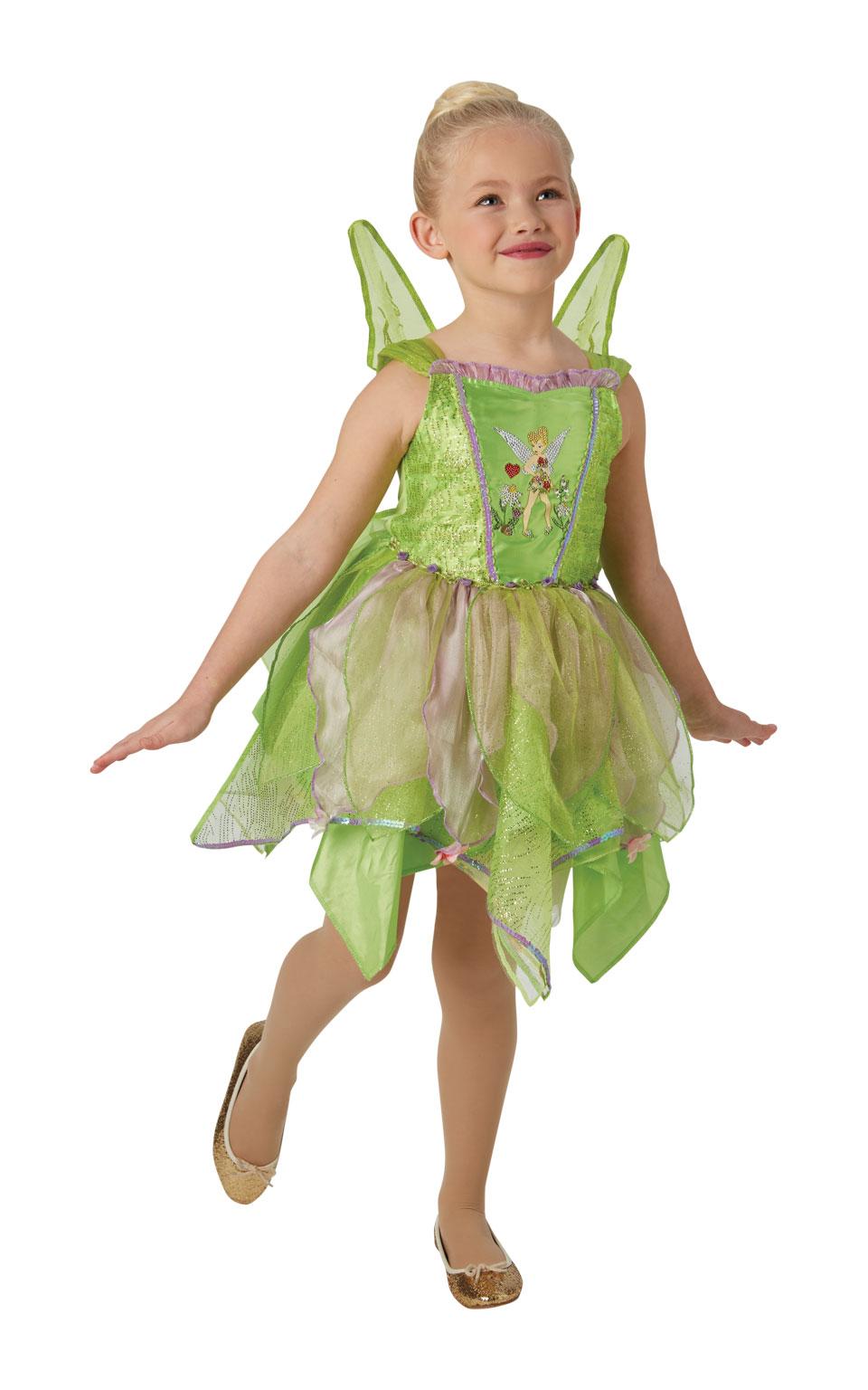 Rhinestone Tinkerbell Costume Tv Book And Film Costumes