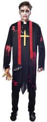 Zombie Vicar Mens Costume