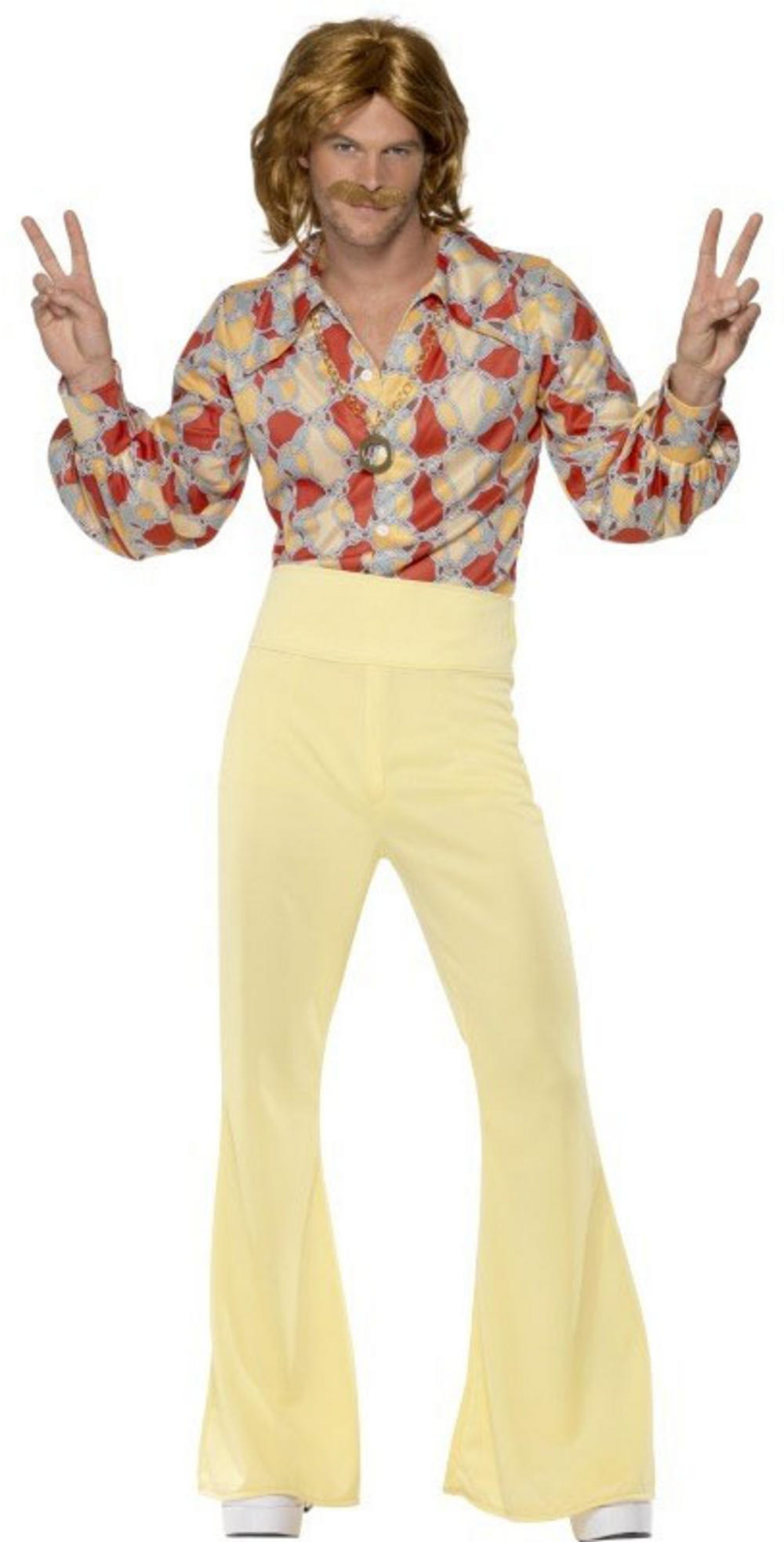 60s Groovy Guy Costume